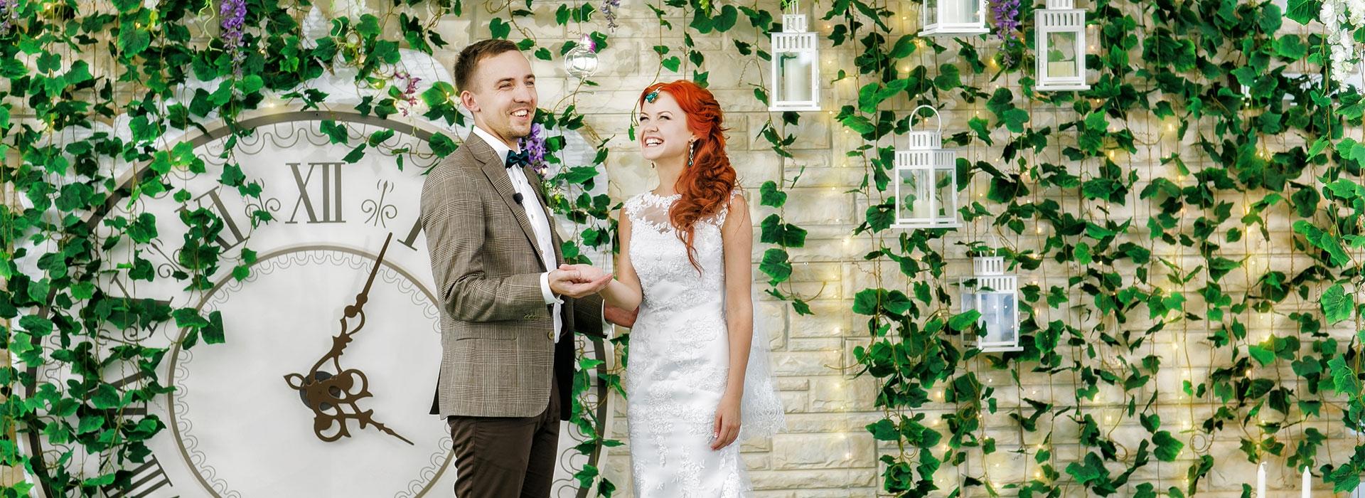 Как все успеть в свадебный день