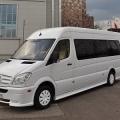 Микроавтобусы Андрей